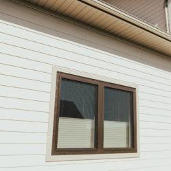 tilt and turn residential window
