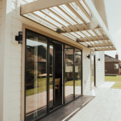 exterior tilt and turn floor to ceiling windows and doors