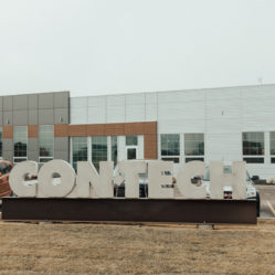 contech commercial windows and doors